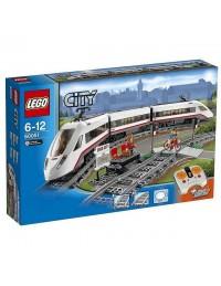 LEGO City 60051 Superszybki pociąg pasażerski