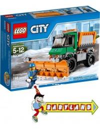 LEGO CITY 60083 Pług snieżny