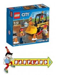 LEGO CITY 60072 Wyburzanie — zestaw startowy