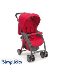 Chicco SimpliCity Top RED  Wózek spacerowy