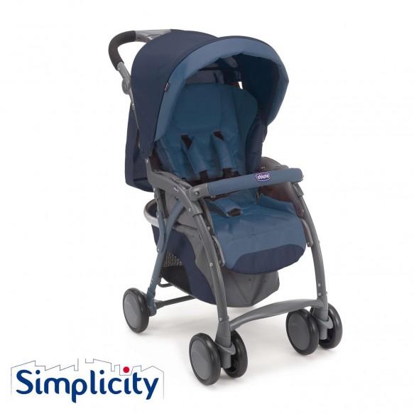 Chicco SimpliCity Top BLUE  Wózek spacerowy