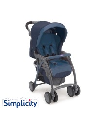 Chicco SimpliCity Top BLUE  Wózek spacerowy