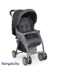 Chicco SimpliCity Top anthracite Wózek spacerowy