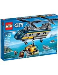 Lego city 60093 Helikopter badaczy