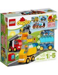 LEGO Duplo 10816 Moje pierwsze pojazdy 2016