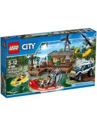 LEGO City 60068 Kryjówka rabusiów