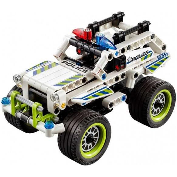 LEGO Technic 42047 Radiowóz pościgowy