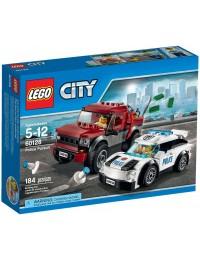 LEGO City 60128 Policyjny pościg 2016