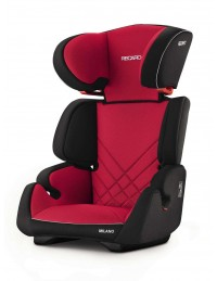 RECARO MILANO FOTELIK SAM.15-36 KG Racing Red