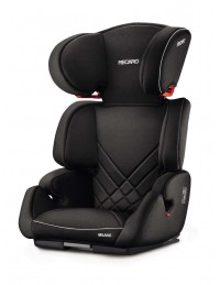 RECARO Milano Seatfix Performance Black