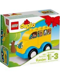 LEGO DUPLO 10851 Mój pierwszy autobus