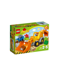 LEGO DUPLO 10811 Koparko-ładowarka