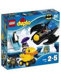LEGO DUPLO 10823 Przygoda z Batwing