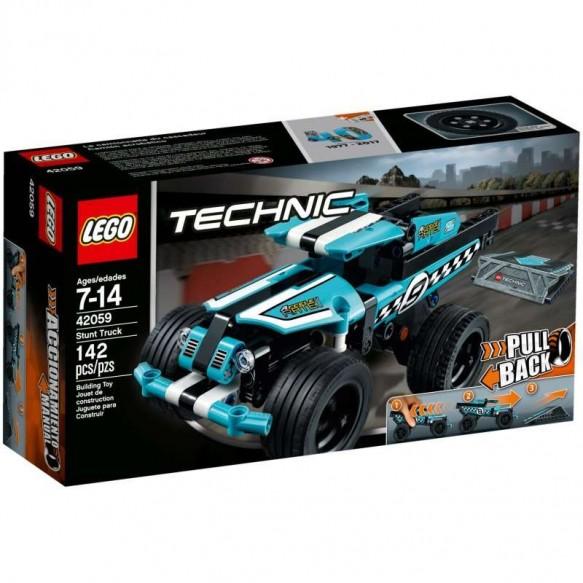 LEGO Technic 42059 Kaskaderska terenówka