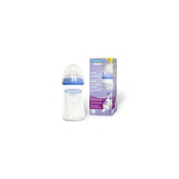 Szklana Butelka Lansinoh 160 ml