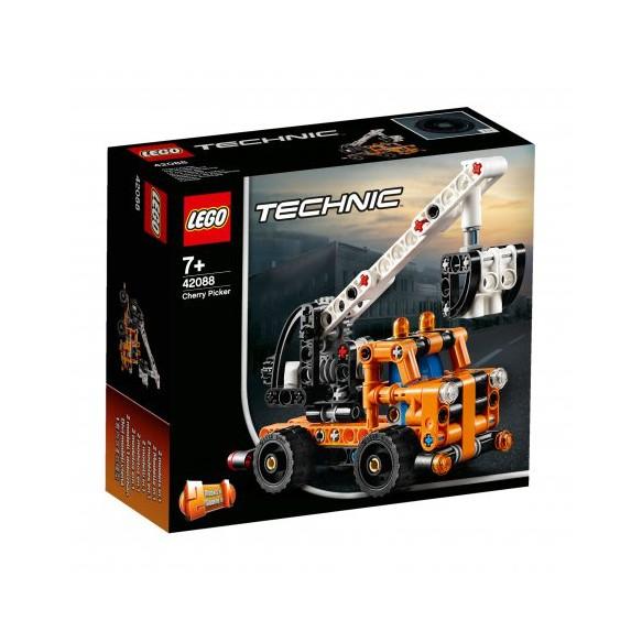 LEGO Technic, Ciężarówka z wysięgnikiem, 42088