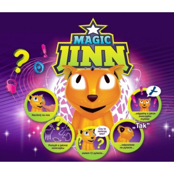 Dumel Discovery Magic Jinn
