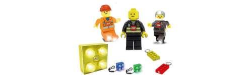 Lego Latarki Breloki