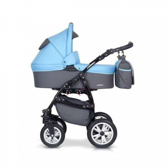 Euro-Cart Passo ocean-blue