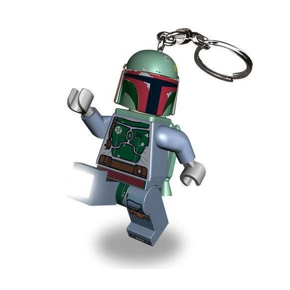 Lego BRELOK LATARKA STARWARS BOBA FETT LGL-KE19