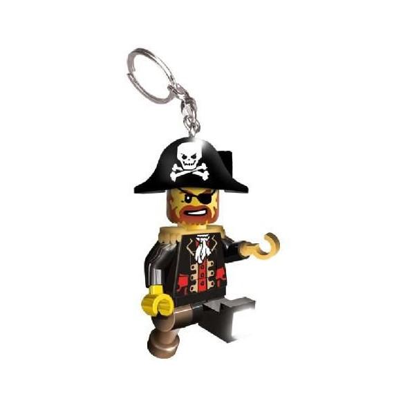 LEGO BRELOK-LATARKA Captain Brickbeard