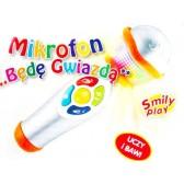 Smily Play MIKROFON BĘDĘ GWIAZDĄ