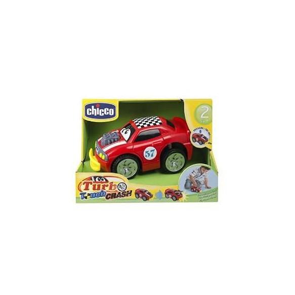 Chicco Samochód Turbo Touch Crash Czerwony