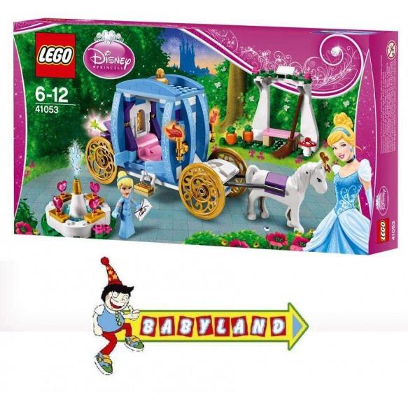 41053 LEGO Disney Princess -  Wymarzona karoca Kopciuszka