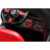 DUŻE AUTO DLA DZIECKA JEEP RAPTOR (S618B) Czerwony