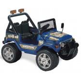 DUŻE AUTO DLA DZIECKA JEEP RAPTOR (S618B) Niebieski