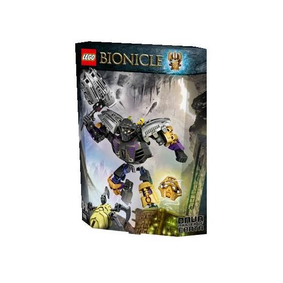 LEGO BIONICLE 70789 Onua – Władca Ziemi