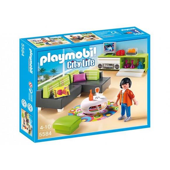 Playmobil 5584Pokój dzienny