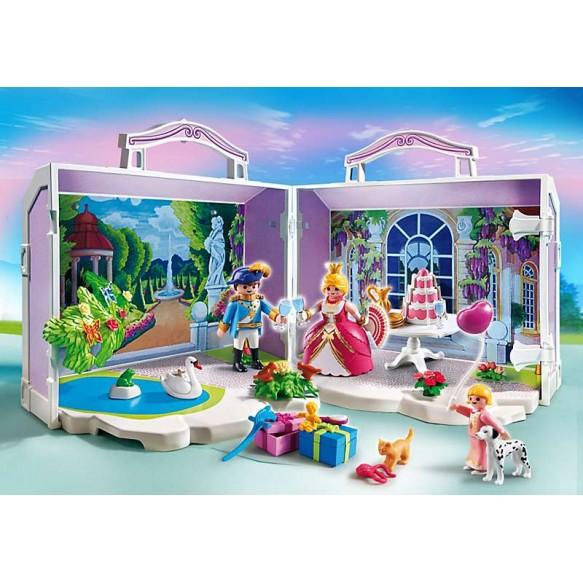 """Playmobil 5359 Mój przenośny kuferek """"Urodziny księżniczki"""""""