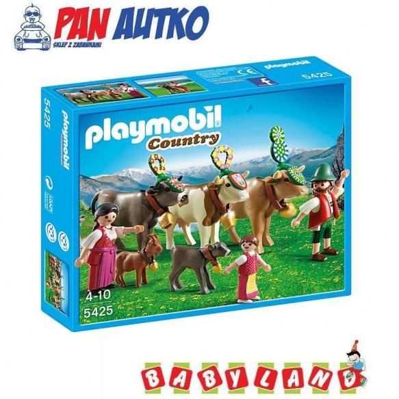 Playmobil 5425 Wypas na hali