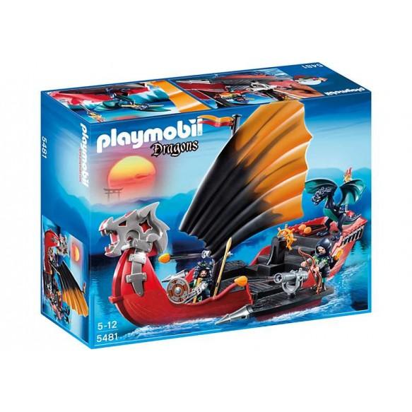 Playmobil 5481 SMOCZY STATEK WOJENNY