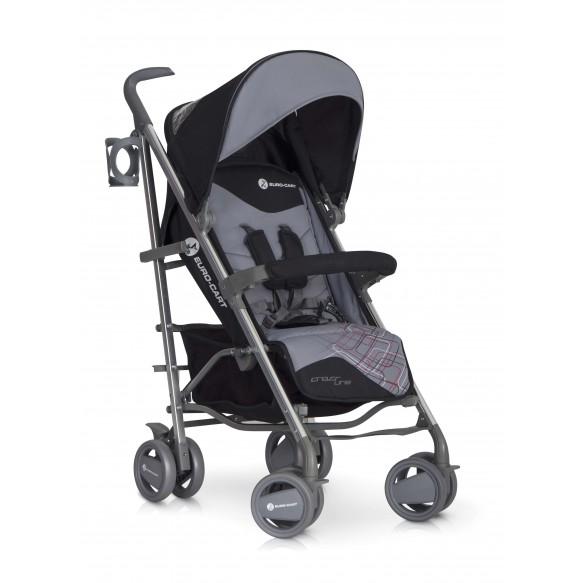 CROSSLINE Euro-Cart lekki wózek spacerowy 8,5kg,carbon