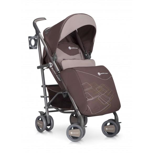 CROSSLINE Euro-Cart lekki wózek spacerowy 8,5kg,latte