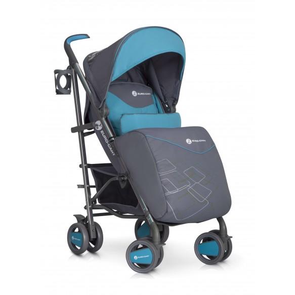 CROSSLINE Euro-Cart lekki wózek spacerowy 8,5kg malachit