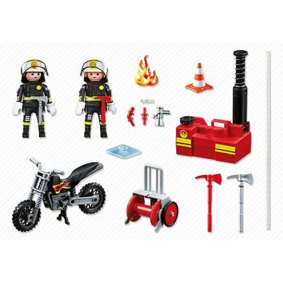Playmobil 5365 Strażacy z gaśnicą