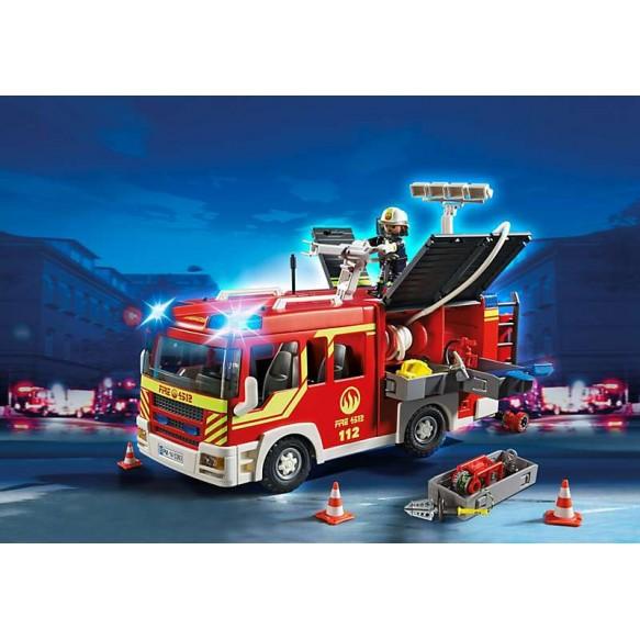 Playmobil 5363 Samochód strażacki ze światłem i dźwiękiem