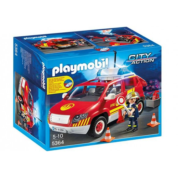 Playmobil 5364 Samochód komendanta straży pożarnej