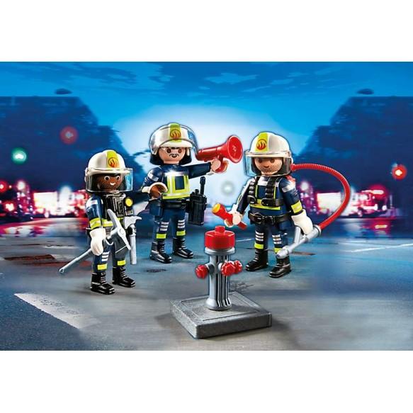 Playmobil 5366 Grupa strażaków