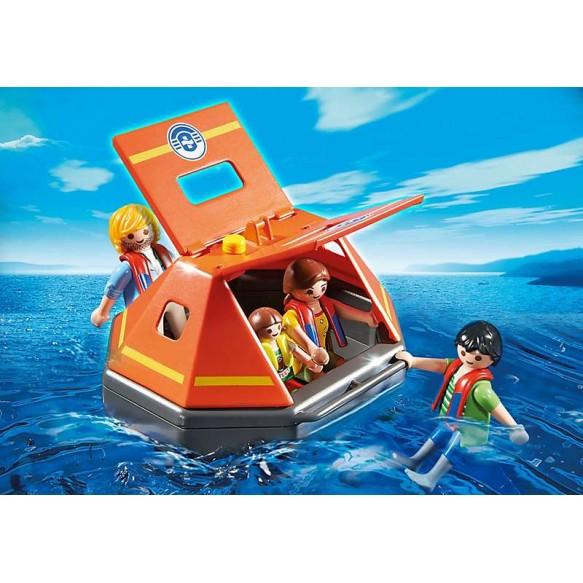 Playmobil 5545 Tratwa ratunkowa