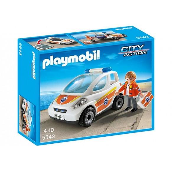 Playmobil 5543 Pojazd pogotowia ratunkowego