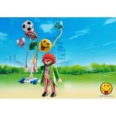 """Playmobil 5546 Sprzedawca balonów """"Smileyworld"""""""