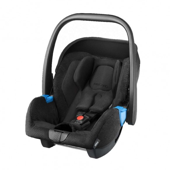 Recaro Privia fotelik samochodowy 0-13 kg black