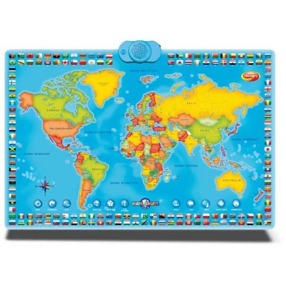 Dumel Discovery - Interaktywna Mapa Świata 60853