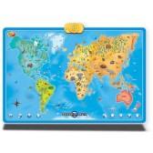 Dumel Discovery Zwierzęta Świata Interaktywna mapa