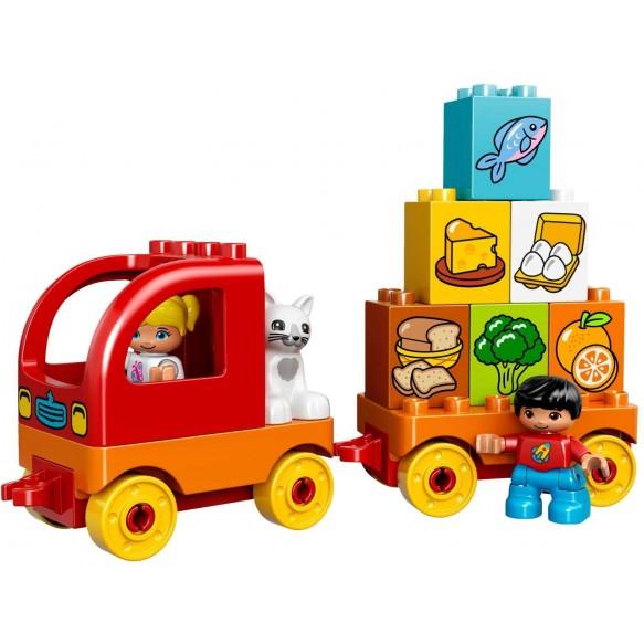 LEGO Duplo 10818 Moja pierwsza ciężarówka 2016
