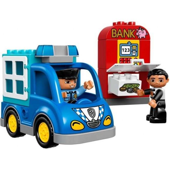 LEGO Duplo 10809 Patrol policyjny 2016